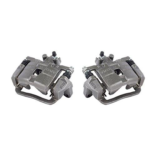 CCK02460 [ 2 ] REAR Premium Grade OE Semi-Loaded Caliper Assembly Pair Set