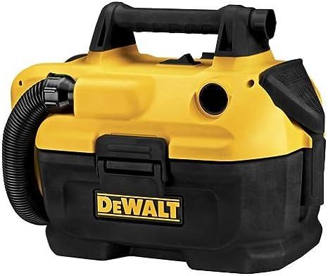 DeWalt dcv580h 18/20 V max inalámbrico wet-Dry vacío: Amazon.es ...