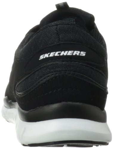 Skechers Gratis In-Motion Damen Sneakers Schwarz (Bkw)