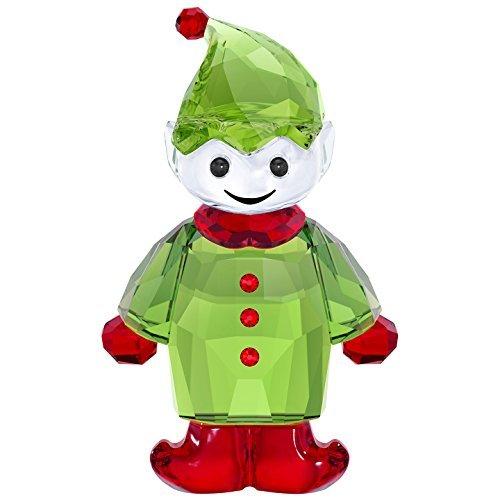Swarovski Crystal Santa`s Helper Figurine 5286532