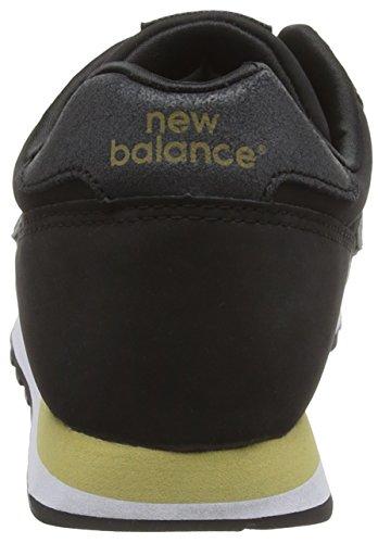 para 001 Zapatillas Balance Black Wl373ng New Running 373 de Mujer Negro gSYPWnq7W