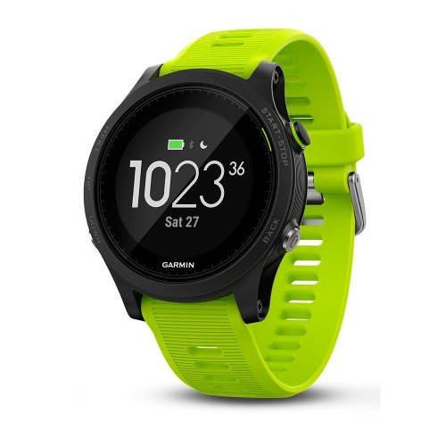 Garmin Forerunner 935 Running GPS Unit (Force Yellow)