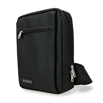 Amazon.com: Kensington Sling Bag for iPad 4/3/2/1, MicroSoft ...