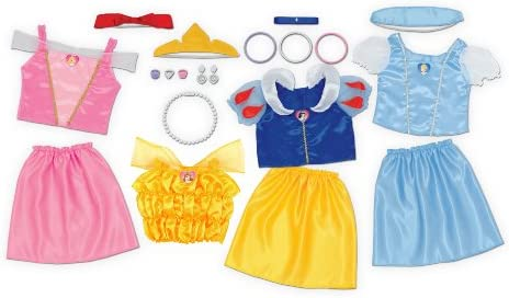 clothing, shoes, jewelry,  costumes, accessories 12 discount Disney Princess Dress Up Trunk (Amazon Exclusive in USA