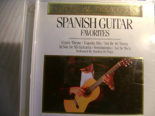 Classical Treasures: Spanish Guitar by Madacy Records