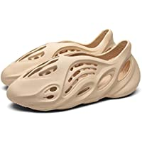 Unisex Foam Runner Summer Sandals Casual EVA Shoes Soft Mesh Couple Beach Slippers Comfort Flip-flops Slipper Men Swimming Sandal