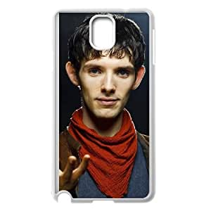 Samsung Galaxy Note 3 Phone Cases White Merlin DFJ565422