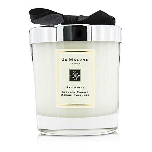 Jo Malone Red Roses Scented Candle 200g (2.5 inch) by Jo Malone