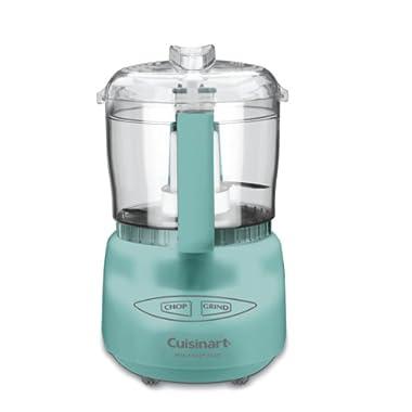 Cuisinart DLC-2ATQ Mini-Prep Plus Processor, Turquoise