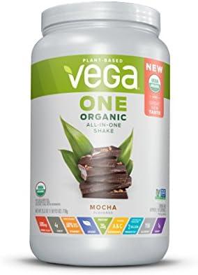 Vega Organic Shake Mocha Servings product image