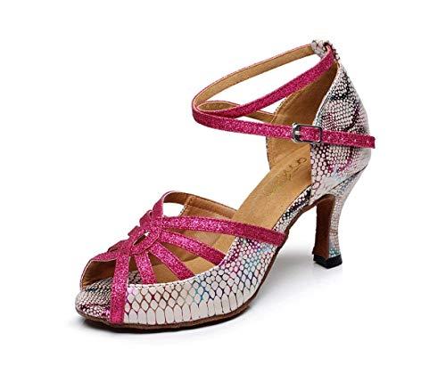 samba Talons Salsa HautsRose5cm Our33 Willsego jazz Chaussures Pour tangoChacha 5 Moderne uk2 Pink8 Sandales À De 5cm Femme Eu32 Danse rxodCeB