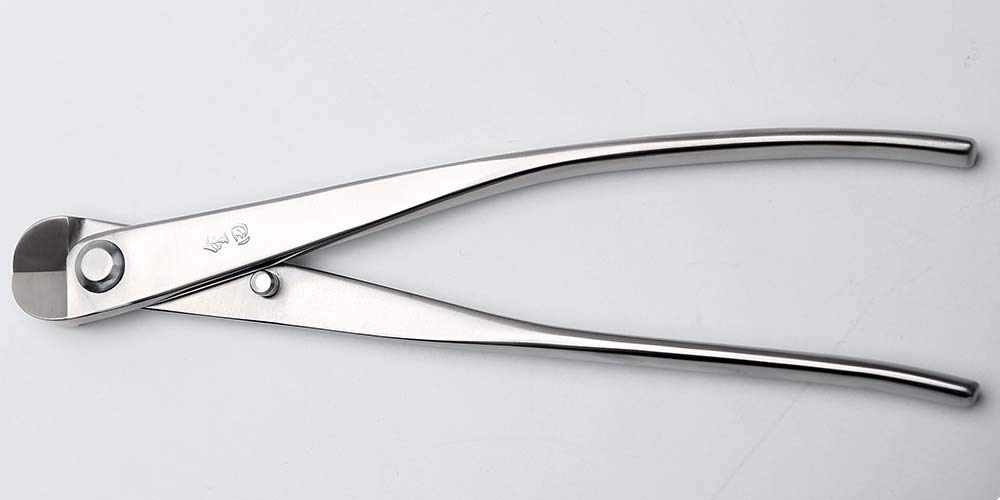 Wire Cutter Tian Bonsai Tools Master Quality Stainless Steel 210 Mm (8'')