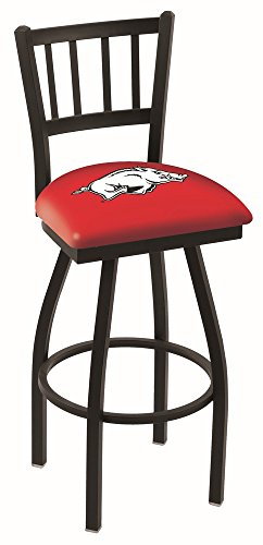 (Holland Bar Stool Co. L01830ArknUn Officially Licensed L018 University of Arkansas 30