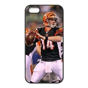 Cincinnati Bengals iPhone 5 5s Cell Phone Case Black persent zhm004_8495747