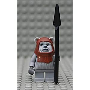 Chief Chirpa (Ewok) – LEGO Star Wars Minifigure