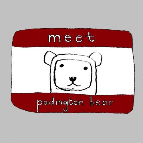 Cover of Meet Podington Bear