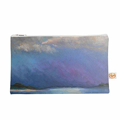 Kess eigene 12,5x 21,6cm Carol Schiff Heading Nature Alles Tasche–Blau