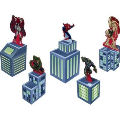 Spiderman Spider Hero Birthday Centerpiece Kit -