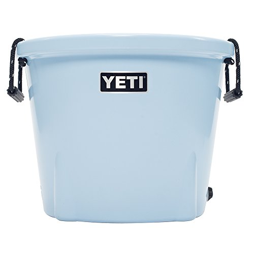 45 Tank (YETI TANK 45 Bucket Cooler, Ice Blue)