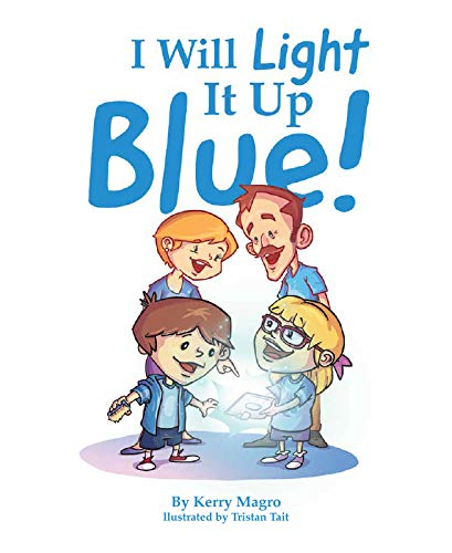 Pdf Parenting I Will Light It Up Blue!