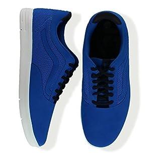 Vans Mens Graph Training Sneakers, Blue, 6.5 D(M) US