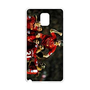 Generic Case Liverpool Football Club For Samsung Galaxy Note 4 N9100 D6M178045