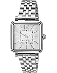 Marc Jacobs Womens Vic Stainless Steel Watch - MJ3461
