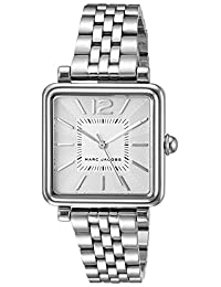 Marc Jacobs Women's Vic - MJ3461 Stainless Steel
