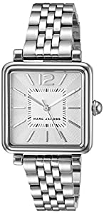 Image result for Marc Jacobs Women's Vic Stainless Steel Watch - $225
