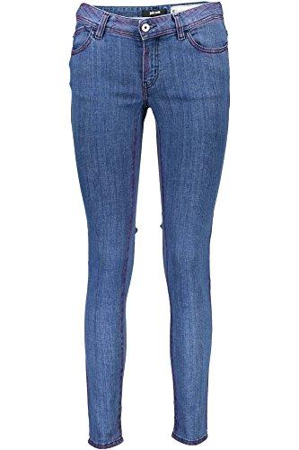 Blu S04la0118 Jeans Denim Just 252 Cavalli Donna N31396 qftxyY5wYz