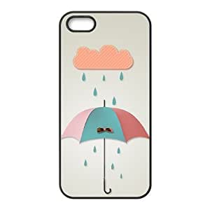 Cool Painting Droplet Personalized Cover Case for Iphone 5,5S,customized phone case case-346843