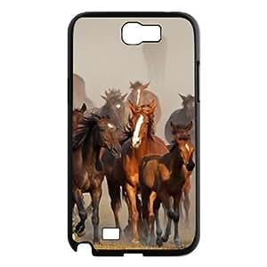 Horse DIY Phone Case for Samsung Galaxy Note 2 N7100 LMc-80839 at LaiMc WANGJING JINDA
