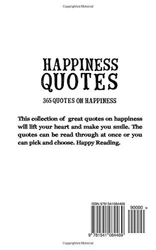 Buy Happiness Quotes 365 Quotes On Happiness Book Online At Low