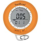 BW Multifunction Digital Altimeter with Steps , Distance , Calorie, Altimeter, Compass, Temperature and Digital Clock