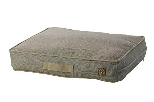 One for Pets Siesta Indoor/Outdoor Pillow Pet Bed, Medium, B
