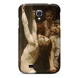 Tpu Case For Galaxy S4 With The Flagellation Of Our Lord Jesus Christ By Bouguereau