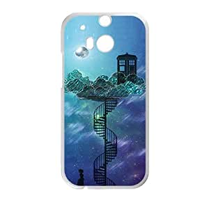 Happy Creative Sky Floor Hot Seller Stylish Hard Case For HTC One M8