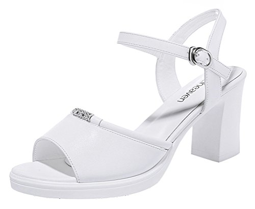 tmates-womens-fashion-peep-toe-ankle-strap-buckle-block-chunky-heel-solid-summer-sandals-7-bmuswhite