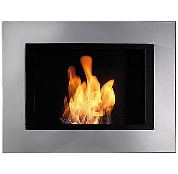 Wohnzimmer Ofen Ethanol : Carlo milano kaminfeuer quot comfort zur wandmontage bio ethanol