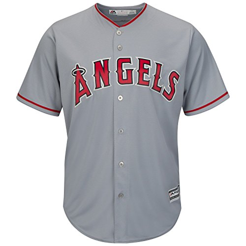 Majestic Authentic Cool Base Jersey - Los Angeles Angels - XXL