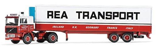 1/50 ボルボ F12 冷蔵トレーラー Rea Transport Ballyclare Northern Ireland CC15510