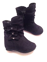 Garanimals Infant Girls Boots with Bows