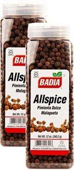 Badia Allspice Whole 12 oz Pack of 2