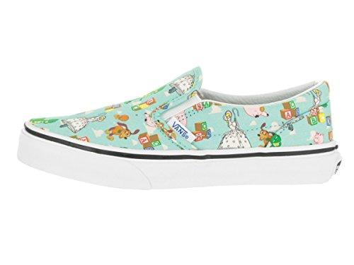 Vans Classic Slip-On, Botines de Senderismo Bebés Multicolor (Toy Story M4V)