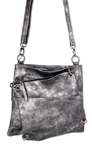 Bolsos de mano, bolsos de hombro Bolso multifuncional para el hombro Jennifer Jones Bolso para el hombro Classic PU-Cuero