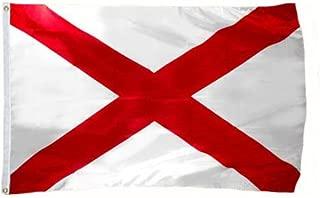 product image for Alabama Flag 12X18 Inch Nylon