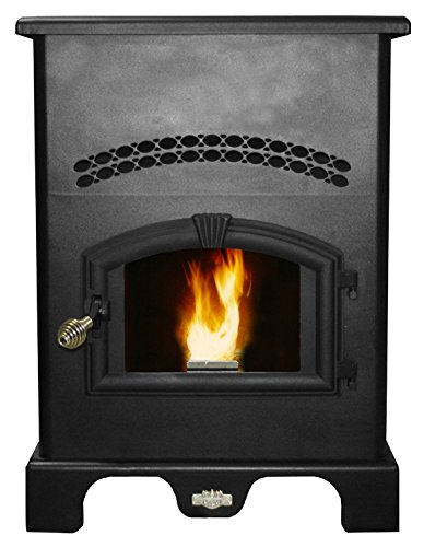 US Stove 5500M King Pellet Burner with Igniter (Best Wood Pellets For Heating)
