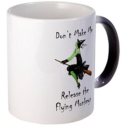 CafePress - Don't Make Me Release The Flying Monkey - Unique Coffee Mug, Coffee Cup (Flying Monkeys In Wizard Of Oz)