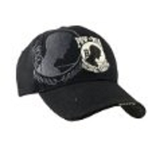Pow Mia Hat - Dual Logo -