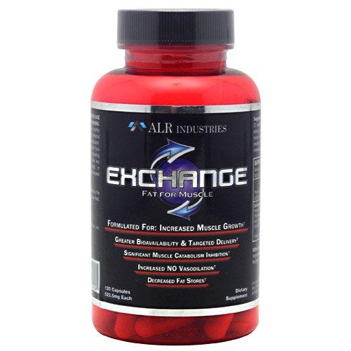 ALR Industries Exchange 120 Caps Dietary Supplement
